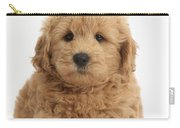 Goldendoodle Puppy Carry-all Pouch