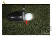 Golf Club Hitting Ball Carry-all Pouch