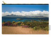 Gorse And Rhododendron Bushes Carry-all Pouch