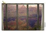 Grand Canyon Springtime Bay Window View Carry-all Pouch