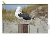 Great Black-backed Gull    Larus Marinus Carry-all Pouch