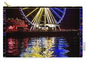 Great Wheel Poster Carry-all Pouch