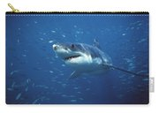 Great White Shark Carcharodon Carry-all Pouch