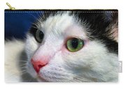 Green Eyes Carry-all Pouch