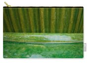 Green Pottery Carry-all Pouch