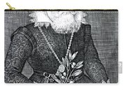 Gregor Horstius, German Physician Carry-all Pouch by Science Source