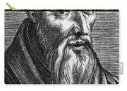 Guillaume Farel (1489-1565) Carry-all Pouch