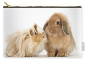 Guinea Pig And Rabbit Carry-all Pouch