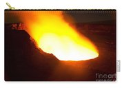 Halemaumau Crater Of Kilauea Volcano Carry-all Pouch