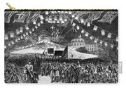 Hayes Inauguration, 1877 Carry-all Pouch by Granger