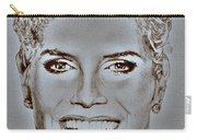 Heidi Klum In 2010 Carry-all Pouch