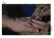 Henna Hand Carry-all Pouch