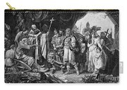 Henry I (876-936) Carry-all Pouch