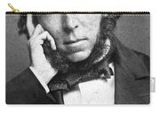 Herbert Spencer, English Polymath Carry-all Pouch