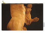 Hermes And The Infant Carry-all Pouch by Bob Christopher