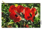 Hibiscus Heaven Carry-all Pouch