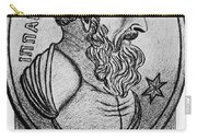 Hipparchus, Greek Astronomer Carry-all Pouch by Photo Researchers, Inc.