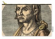 Hippocrates, Greek Physician Carry-all Pouch