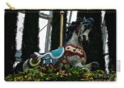 Holiday Horse Carry-all Pouch