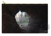 Hollow Log Carry-all Pouch