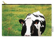 Holstein Dairy Cattle Carry-all Pouch