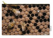 Honey Bees Carry-all Pouch