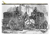 Horse Carriage, 1853 Carry-all Pouch