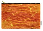 Hot Sparks Carry-all Pouch by Carlos Caetano