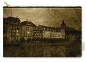 Hotel Schiff Carry-all Pouch by Ron Jones
