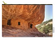 House On Fire Anasazi Indian Ruins Carry-all Pouch