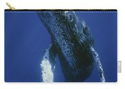 Humpback Whale Singer Maui Hawaii Carry-all Pouch