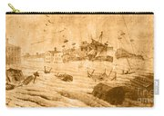 Hurricane, 1815 Carry-all Pouch by Science Source