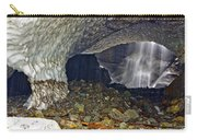 Ice Caves Carry-all Pouch