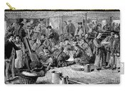 Immigrants: Chinese, 1876 Carry-all Pouch by Granger