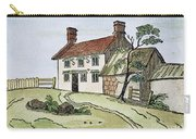 Isaac Newton Birthplace Carry-all Pouch