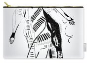 Ivory Coast Dance Carry-all Pouch