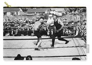 Jack Dempsey (1895-1983) Carry-all Pouch