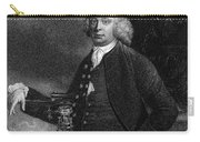 James Brindley (1716-1772) Carry-all Pouch