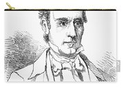 James K. Polk (1795-1849) Carry-all Pouch