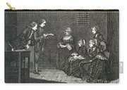Jean Calas (1698-1762) Carry-all Pouch