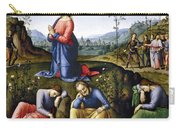Jesus: Agony In The Garden Carry-all Pouch