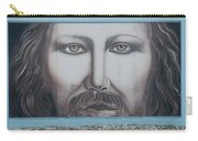 Jesus On The Street Carry-all Pouch