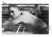 Joe Louis (1914-1981) Carry-all Pouch