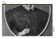John Donne (1573-1631) Carry-all Pouch