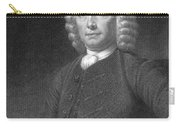 John Harrison, English Inventor Carry-all Pouch