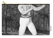 John L. Sullivan (1858-1918) Carry-all Pouch