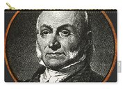 John Quincy Adams, 6th American Carry-all Pouch