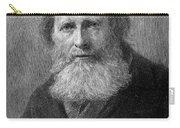 John Ruskin (1819-1900) Carry-all Pouch