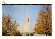 Jordan River Temple Carry-all Pouch