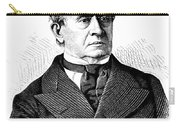 Joseph Henry, American Scientist Carry-all Pouch by Science Source